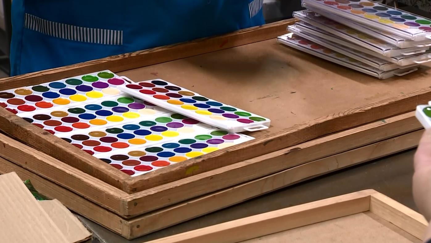 Пандемия не помеха: на ярославском предприятии по изготовлению красок увеличили объемы экспорта