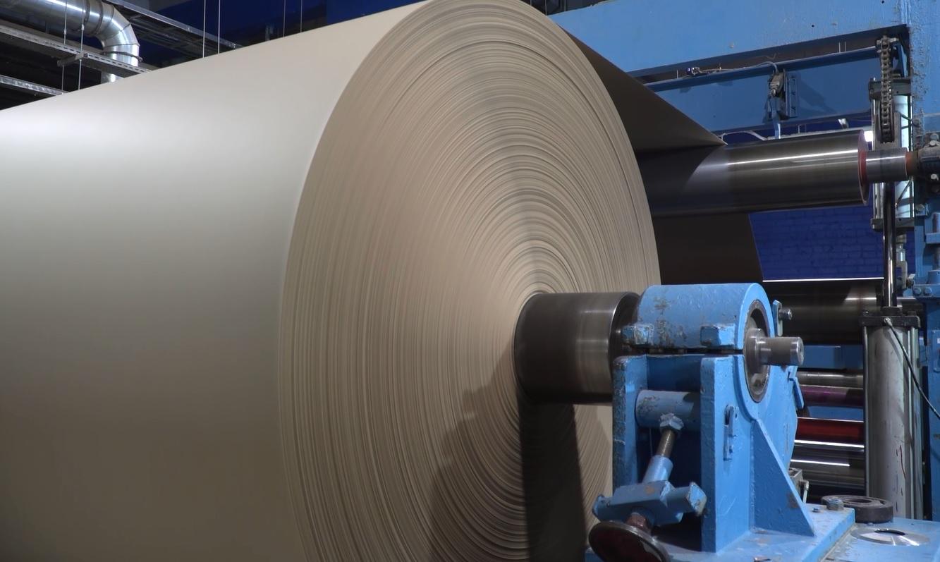 Ярославский завод по производству бумаги и картона провел полную модернизацию