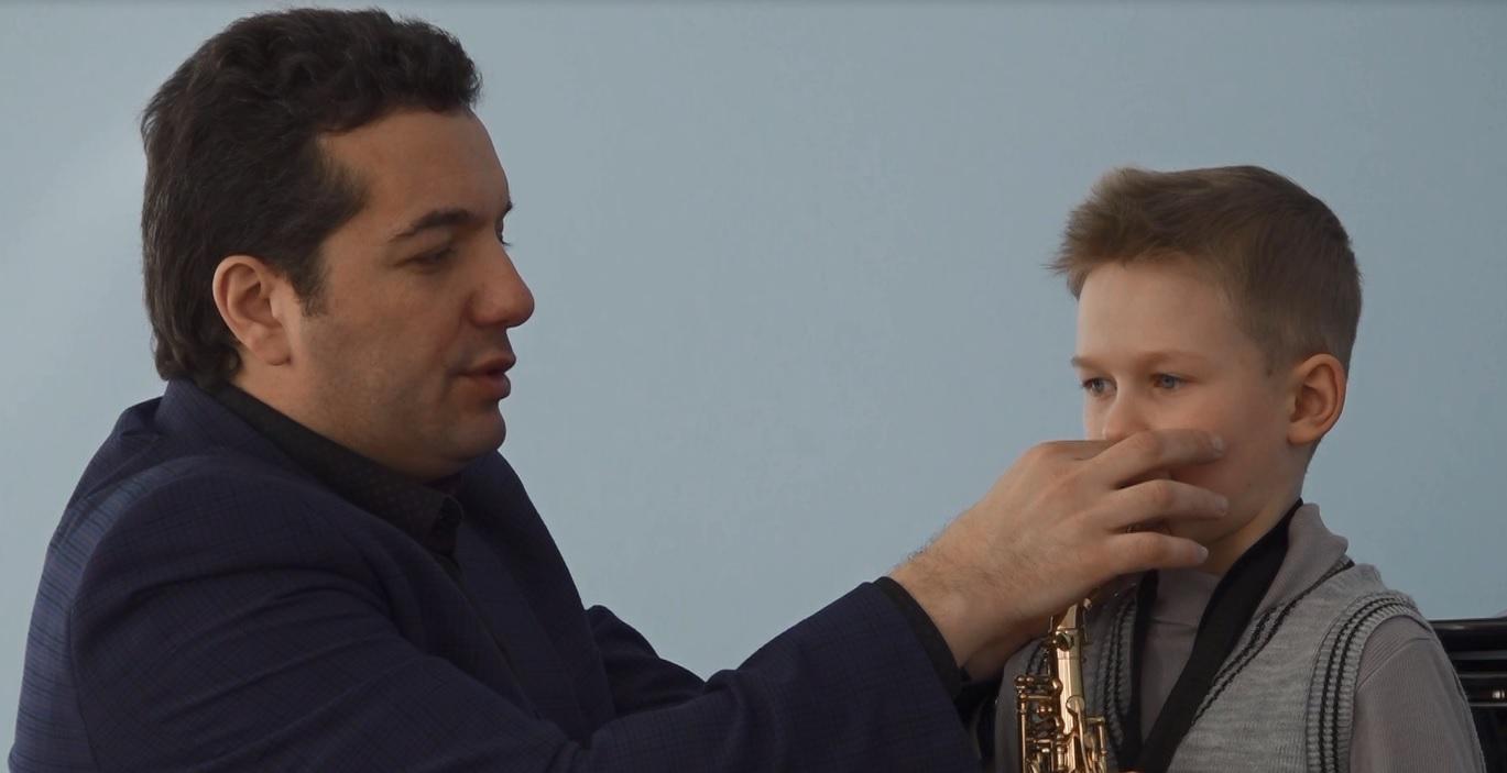 С юными ярославскими музыкантами занимается преподаватель знаменитой «гнесинки»