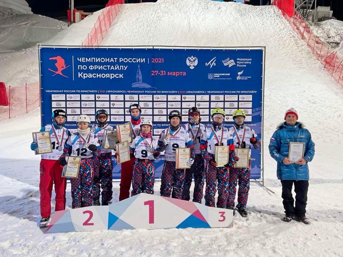 Ярославцы стали чемпионами России по фристайлу