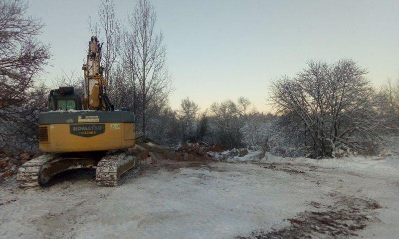 В Ярославле начались работы по замене сетей на территориях, которые в этом году благоустроят