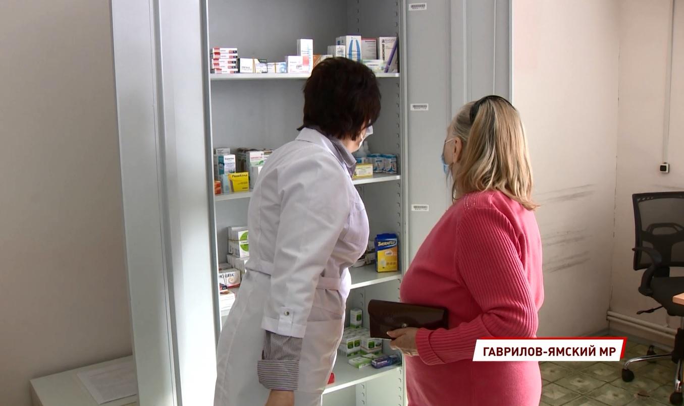 Снова в шаговой доступности: в селе Великое открылся аптечный пункт