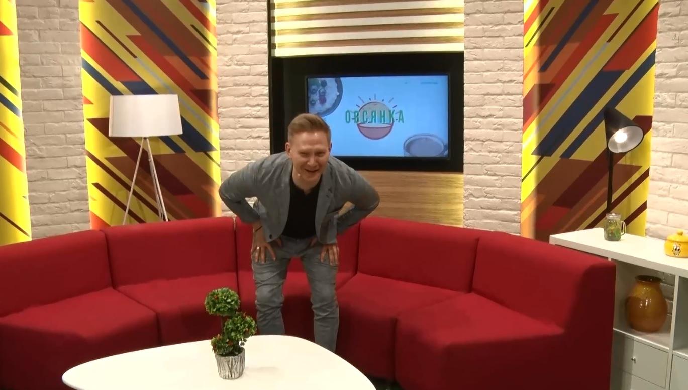 Утреннее шоу «Овсянка» от 01.04.21: узнаем о развитии юмора в регионе и смотрим выпуск журнала «Компот»