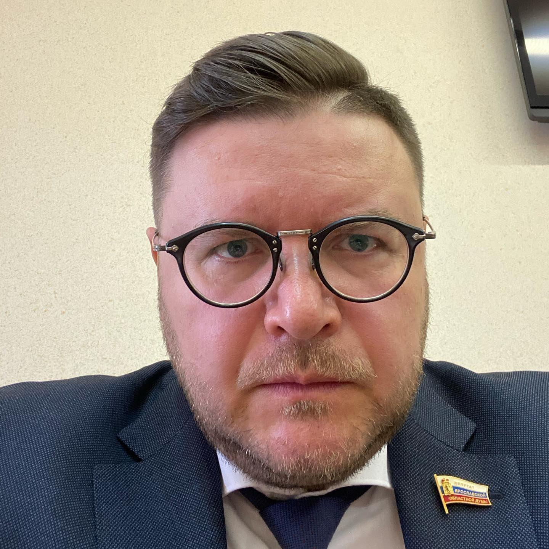 Стало известно, в чем подозревают депутата Яроблдумы Фомичева