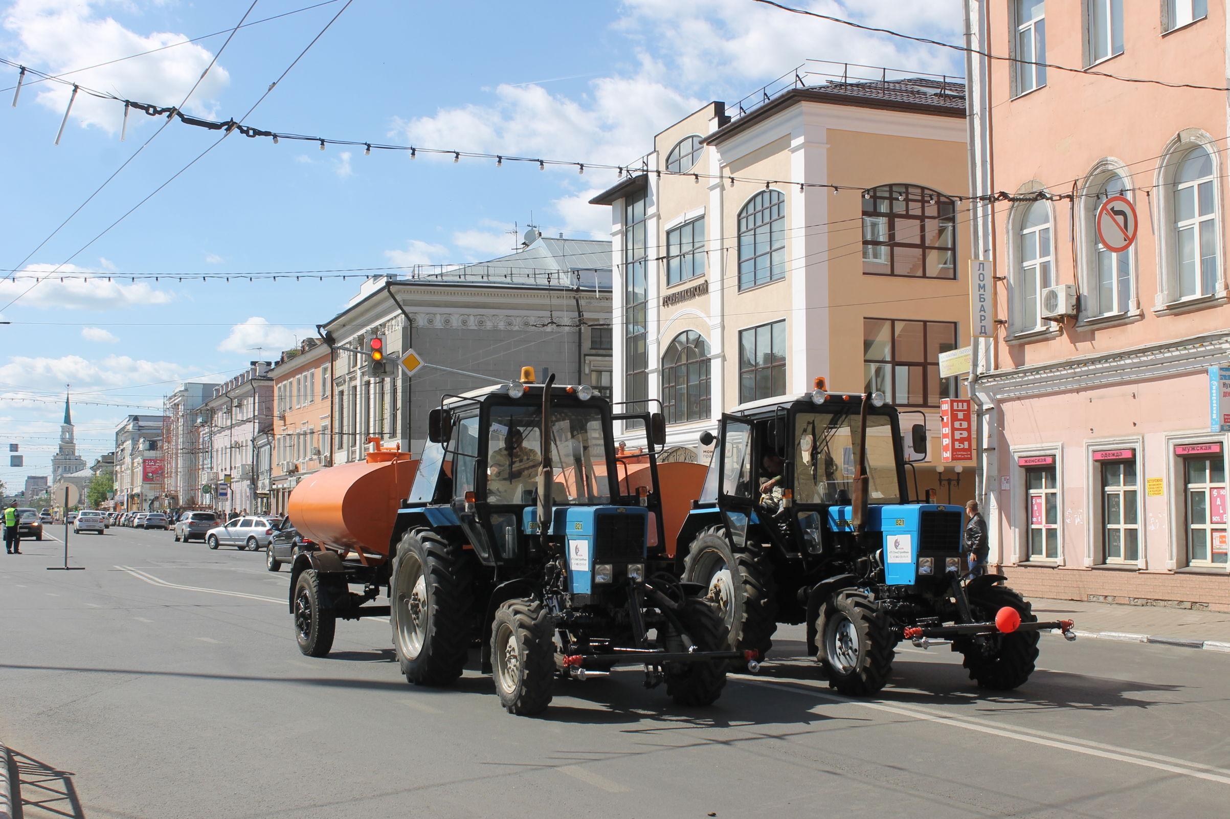 Улицы в центре Ярославля перекроют из-за марафона