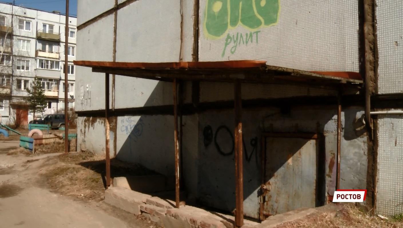 Теперь затопило подвалы: в Ростове случилась новая коммунальная авария