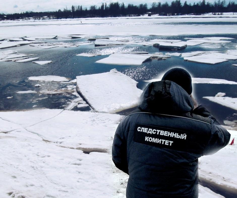 В Ярославской области погиб провалившийся под лед Волги молодой человек