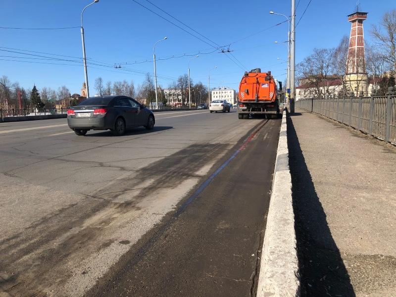 Дороги в Рыбинске будут убирать круглосуточно