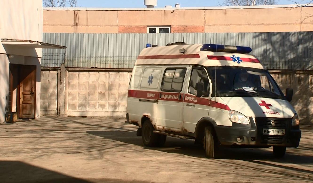 Этот год был самый сложный: в Ярославле наградили врачей скорой, сражавшихся с коронавирусом
