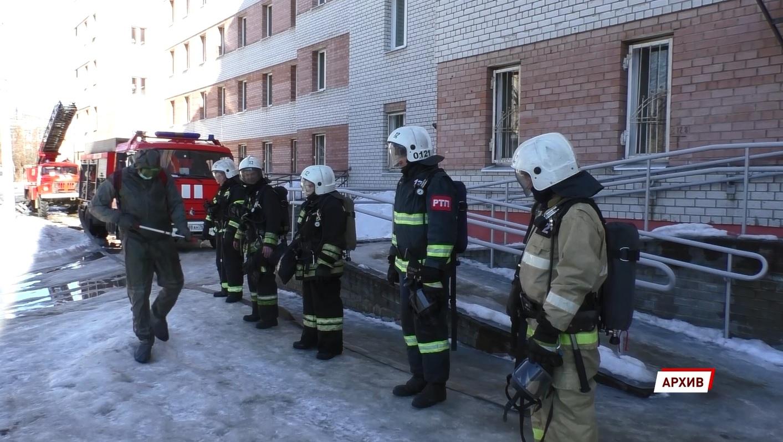 Ярославским пожарным могут повысить зарплаты