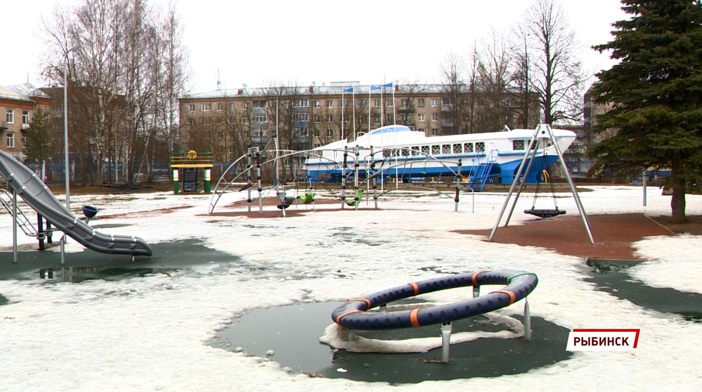 Выбрали всем микрорайоном: парк в Переборах в Рыбинске получил новую жизнь