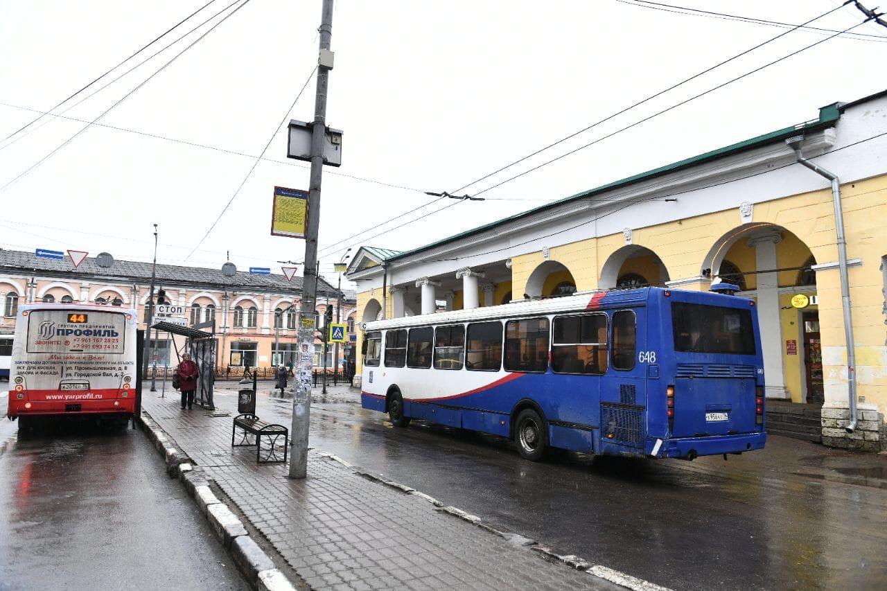 Мэр Ярославля пообещал пересмотреть схему движения в Торговом переулке