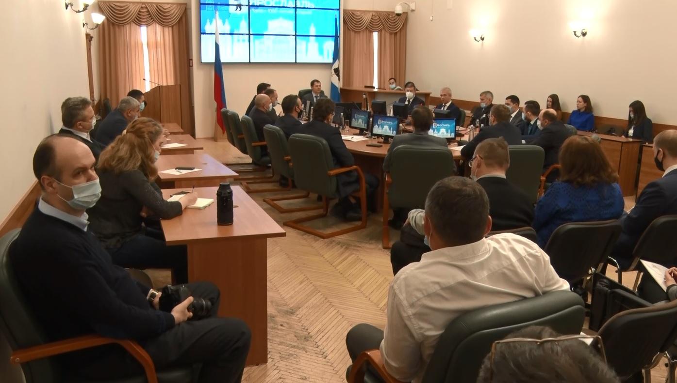Совет и профсоюз строителей подписали соглашение с правительством Ярославской области