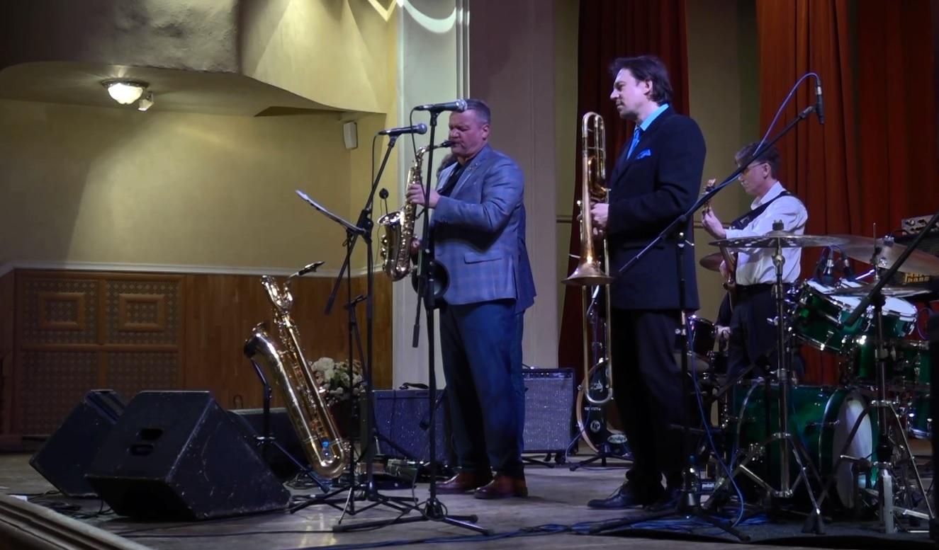 В Ярославле снова зазвучал «Джаз над Волгой»