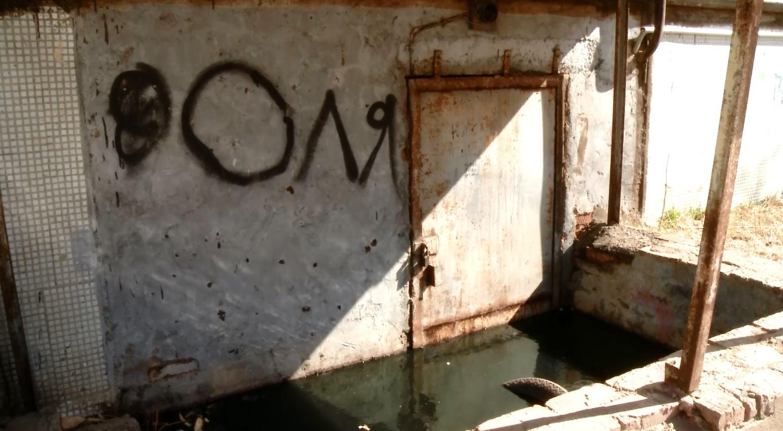 Жители Ростова продолжают тонуть в стоках канализации