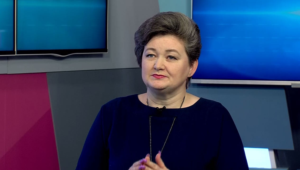«В тему»: Марина Камкина – о детях, попавших в трудную жизненную ситуацию