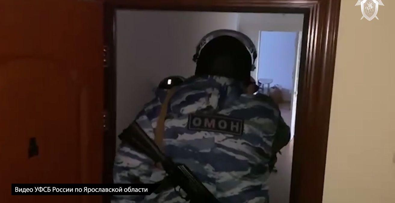 Оперативная съемка: в Ярославле проходят обыски у руководителей ячейки «Свидетелей Иеговы»