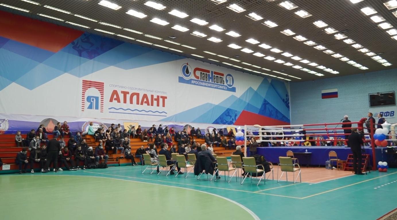 Ярославские боксеры на межрегиональном турнире завоевали 32 медали