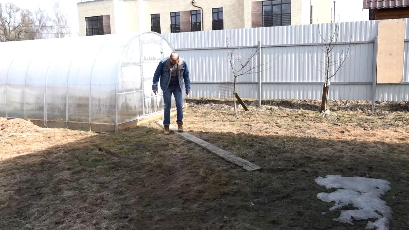 Проблем быть больше не должно: депутат областной Думы проконтролирует решение проблем с подтоплением улицы Новое Творогово