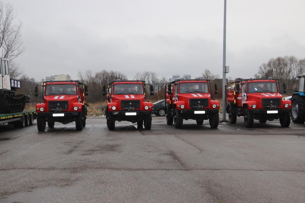 В Ярославской области с 15 апреля объявлен противопожарный сезон