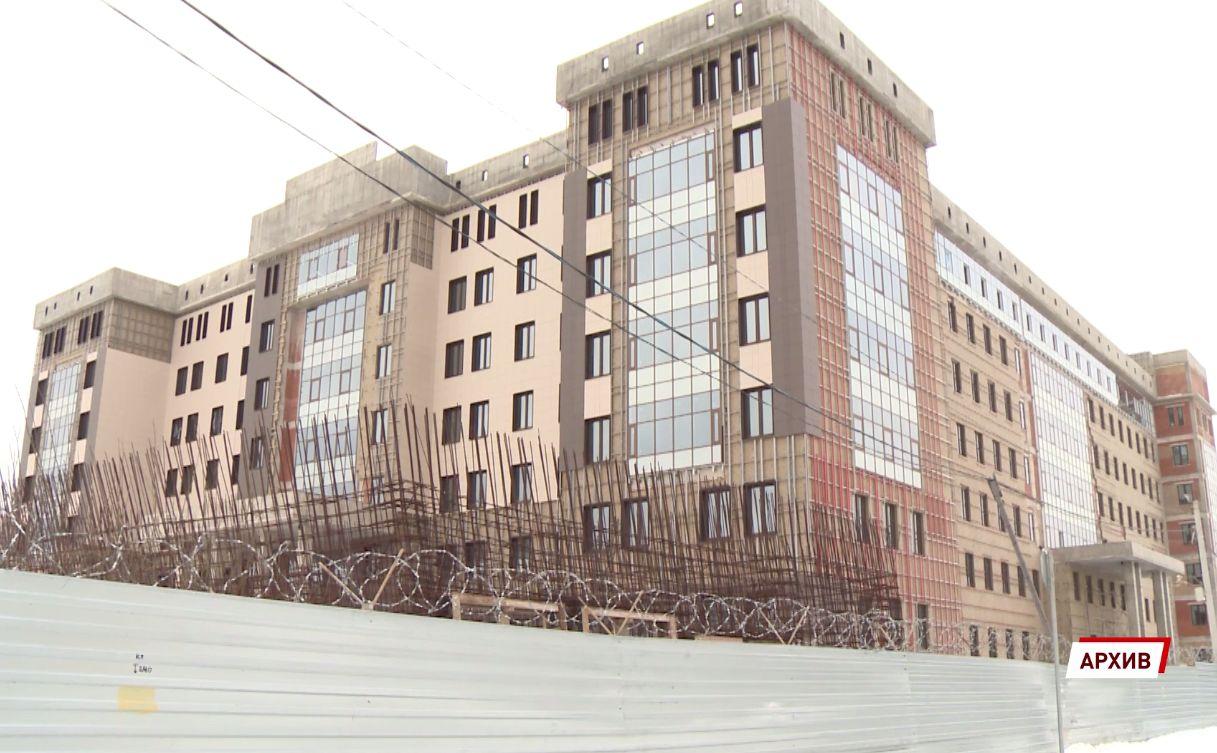 Суд в Ярославле прекратил дело о взятке при строительстве нового здания УМВД