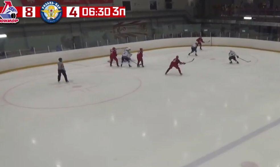 Ярославский «Локо-Юниор» близок к выходу в финал Кубка Регионов