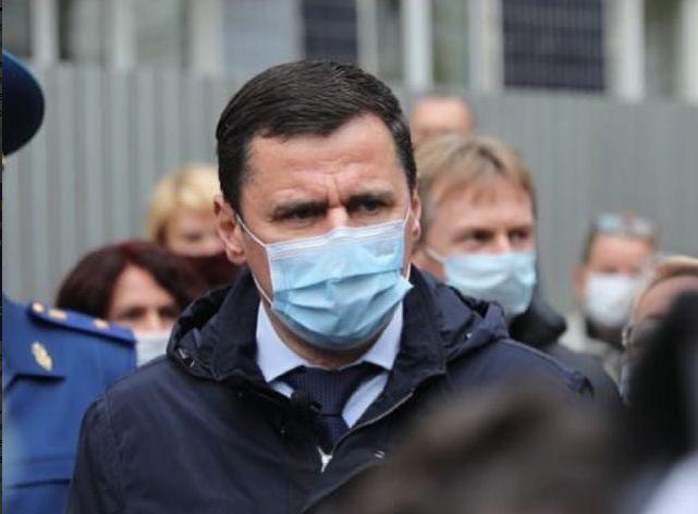 Дмитрий Миронов: в регион поступили деньги для расселения жильцов дома на улице Батова