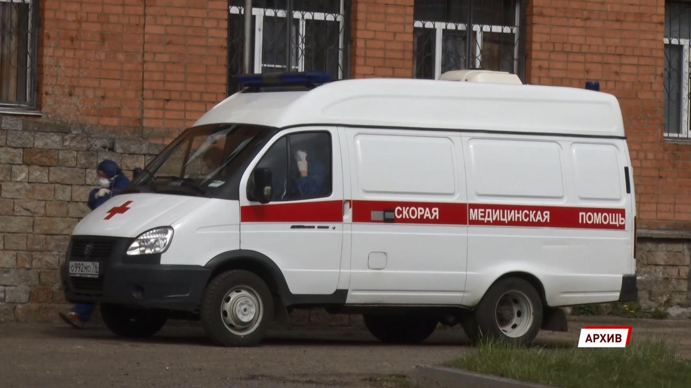 В Ярославле из ковид-госпиталя сбежал наркоман