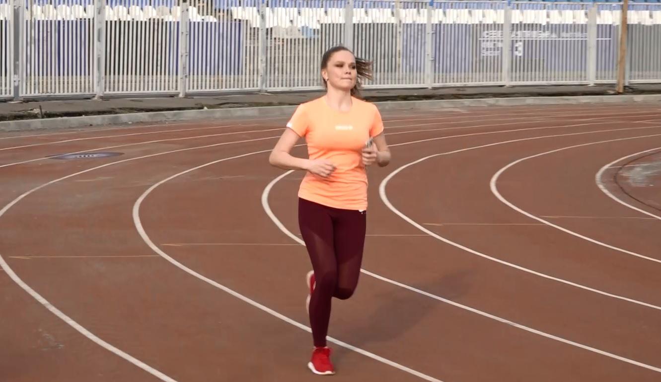 Ярославские студенты устроили командные соревнования по бегу между вузами