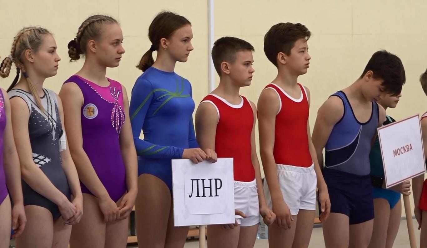 В Ярославле впервые проходят всероссийские соревнования по прыжкам на батуте