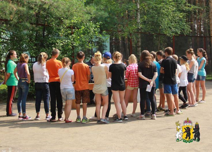 Детские лагеря в Ярославской области разрешили заполнять на 75%