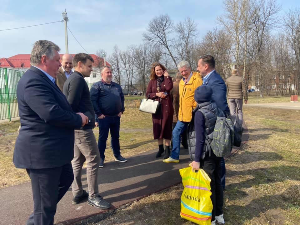 О голосовании по объектам благоустройства жителей проинформируют во всех городах и районах Ярославской области