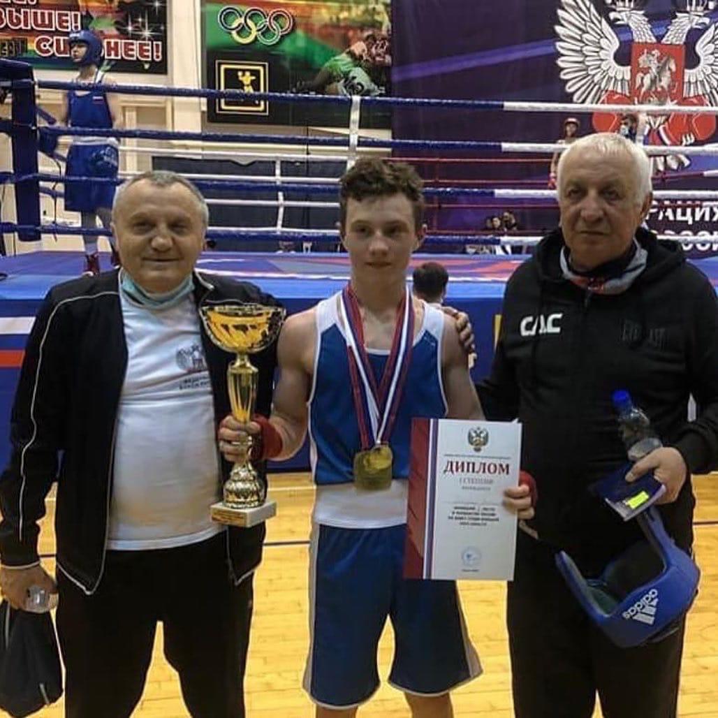 Ярославский боксеры стали победителями первенства России