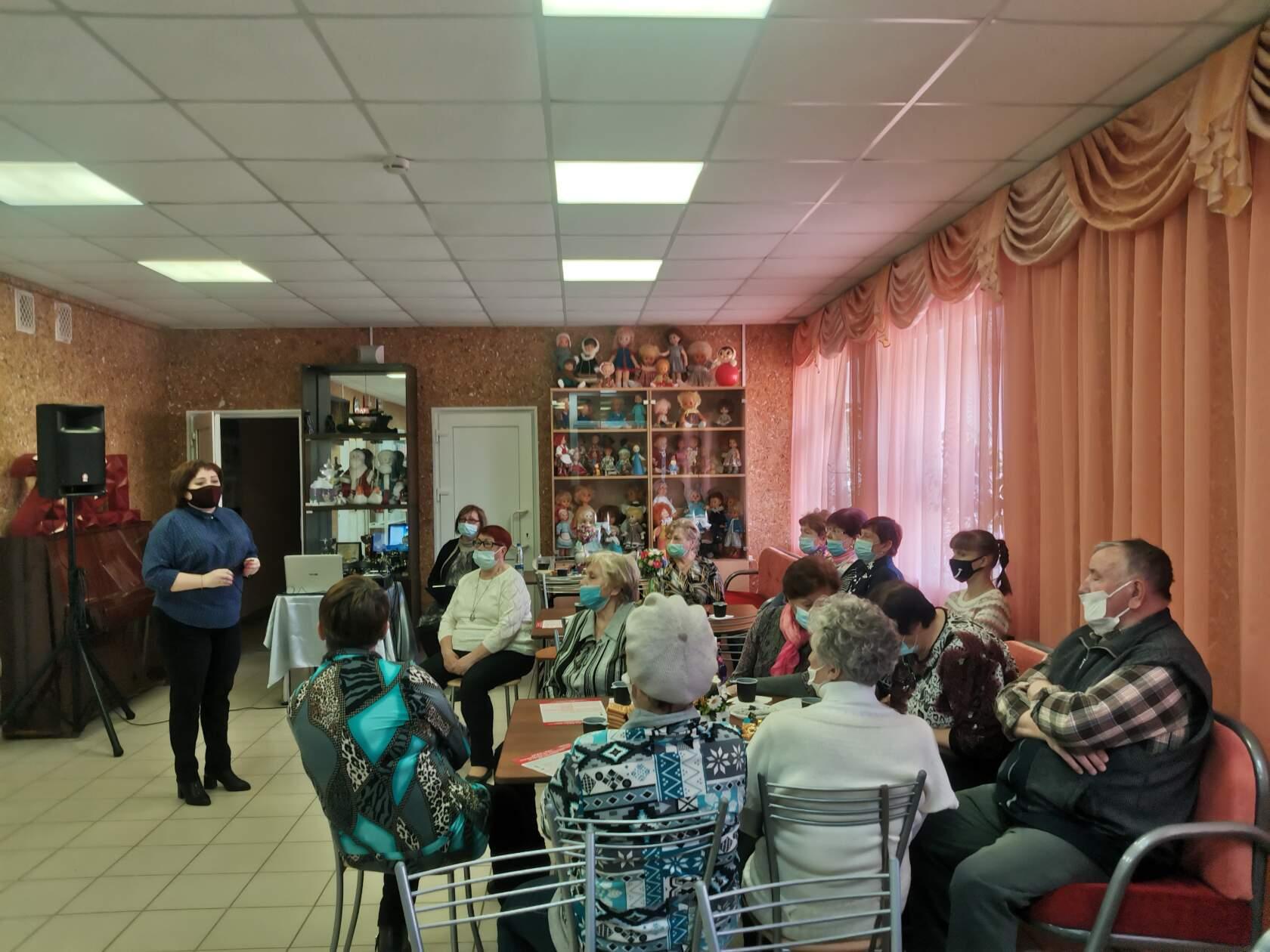 Жителям Рыбинского района рассказывают об электронном голосовании по объектам благоустройства