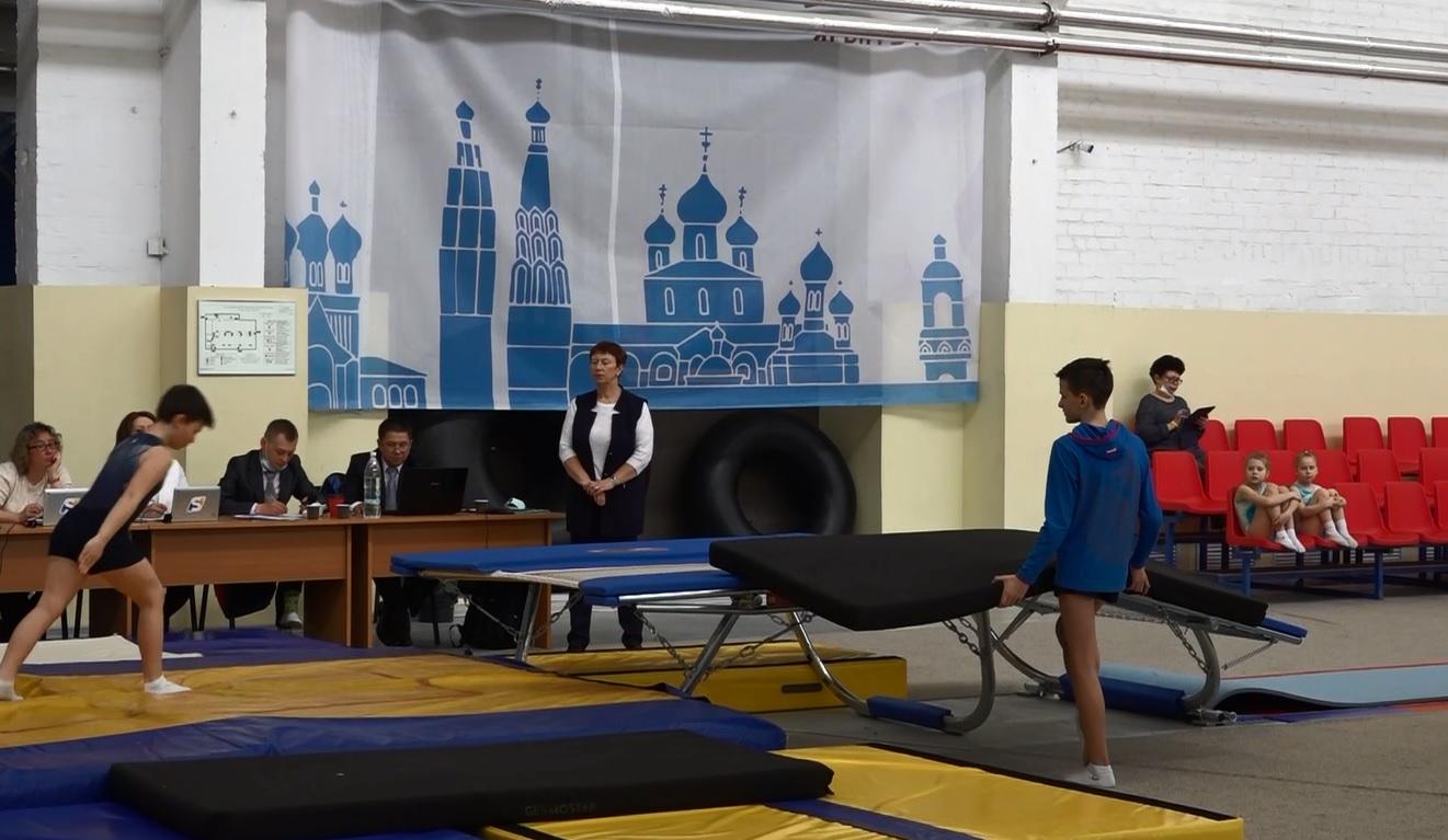 Ярославские батутисты на всероссийских соревнованиях завоевали 51 медаль