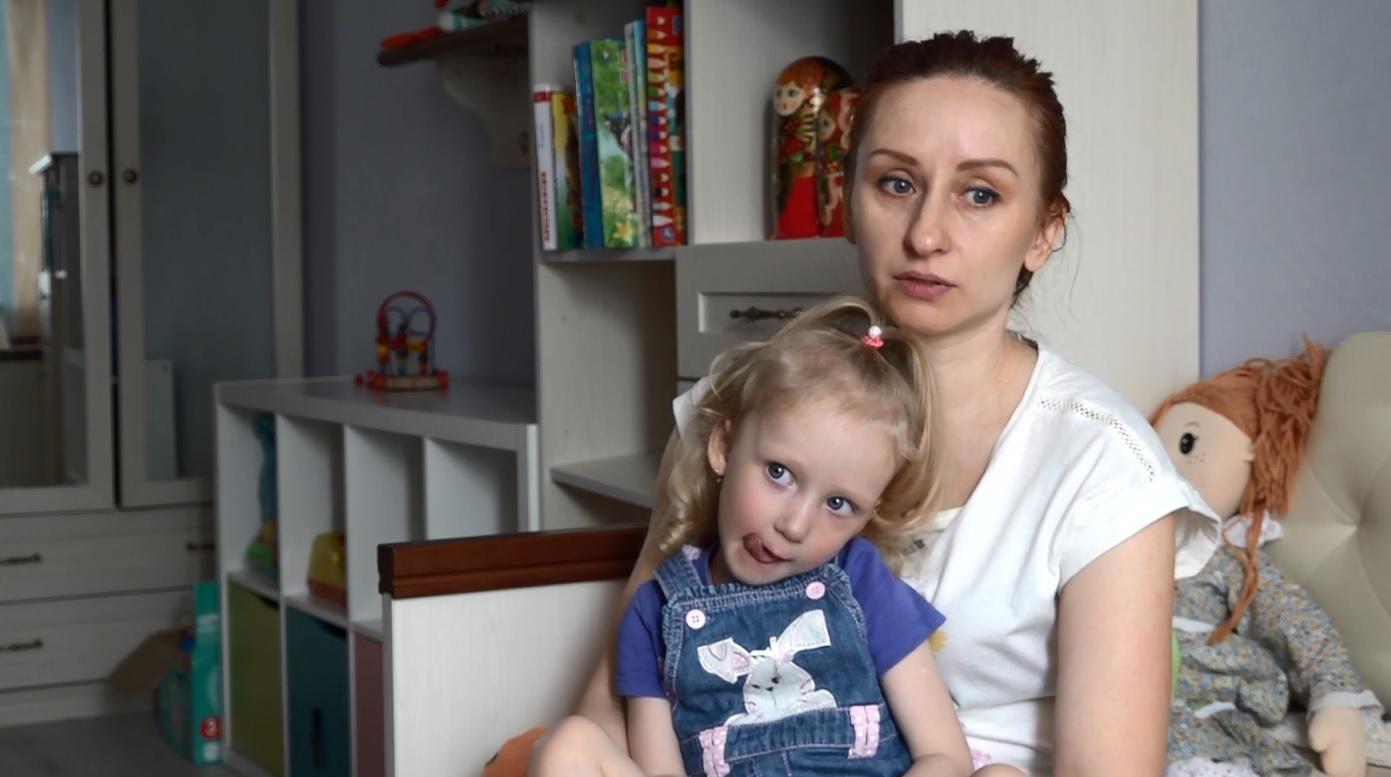 Спасти жизнь: ярославцы все вместе могут помочь вернуться к нормальной жизни двухлетней Милене