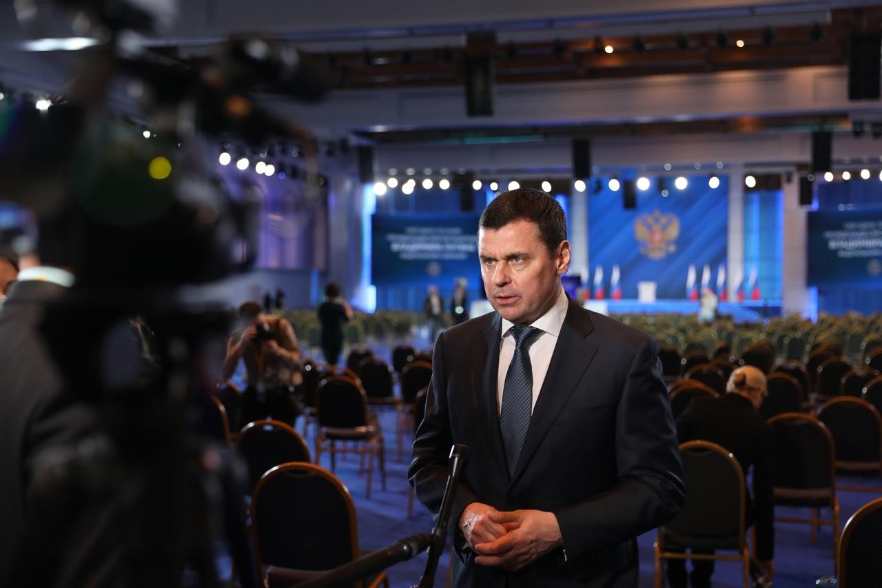 Дмитрий Миронов: поручения, которые дал президент, охватывают все сферы нашей жизни