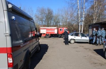 В гараже за Волгой в Ярославле обнаружили тело подорвавшегося на гранате мужчины
