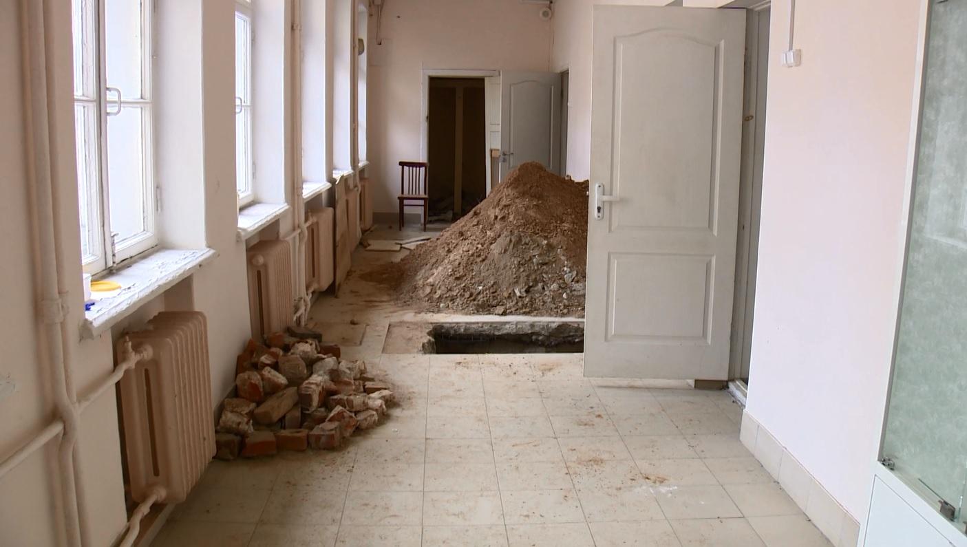 В ярославской инфекционной больнице капитально отремонтируют целый корпус