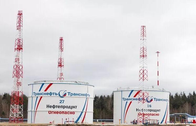 ООО «Транснефть – Балтика» за первый квартал сэкономило более пяти миллионов рублей от реализации энергосберегающих мероприятий