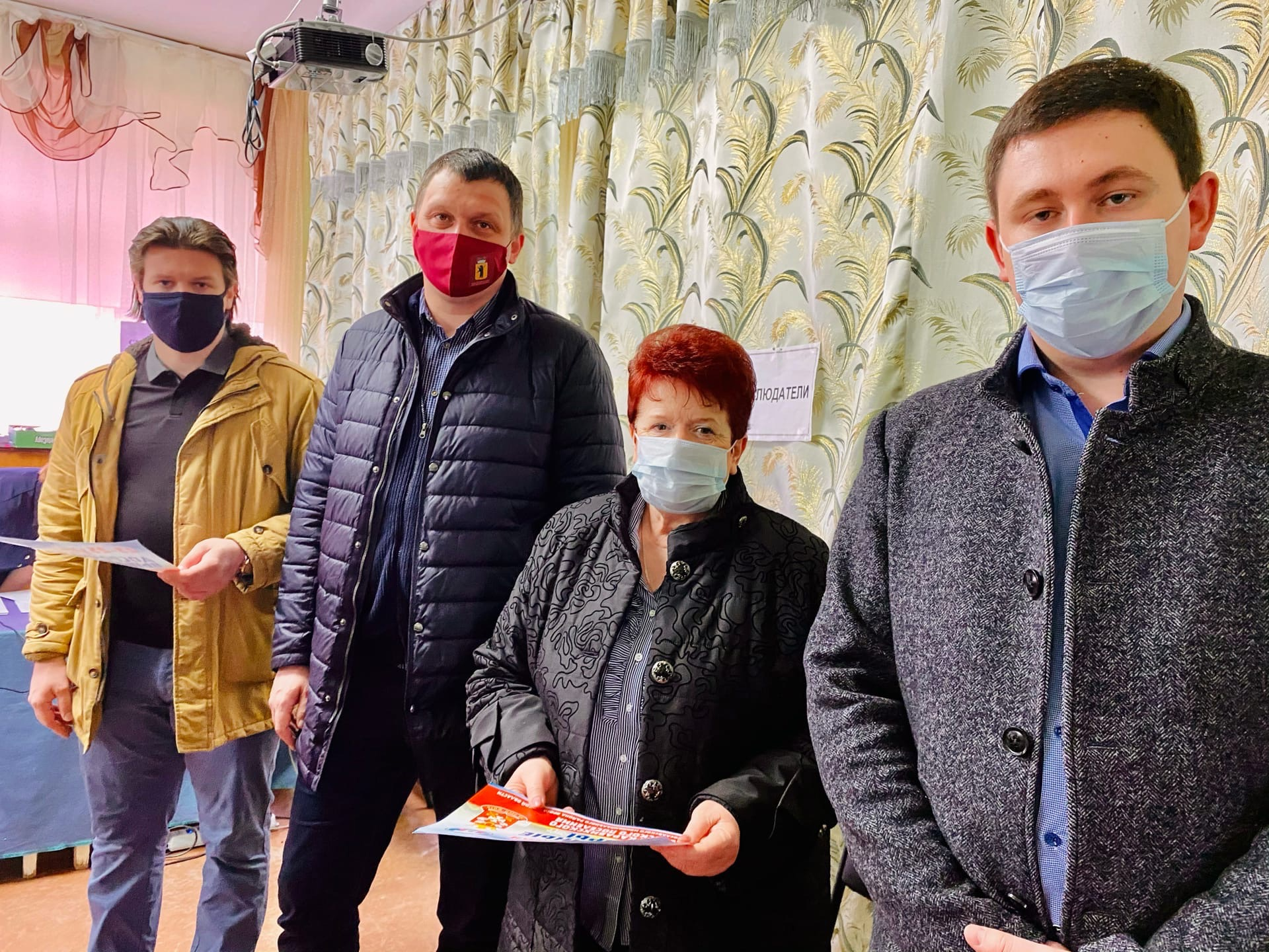 Штаб общественного наблюдения: выборы в Ярославской области проходят без серьезных нарушений