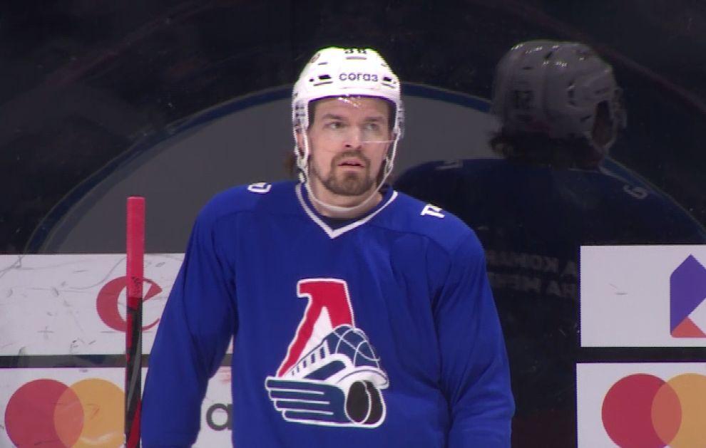 Форвард «Локомотива» Антон Ландер покинет Континентальную хоккейную лигу