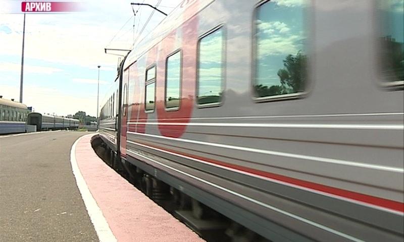 Из Ярославской области в праздники пустят дополнительные поезда в Москву и Петербург