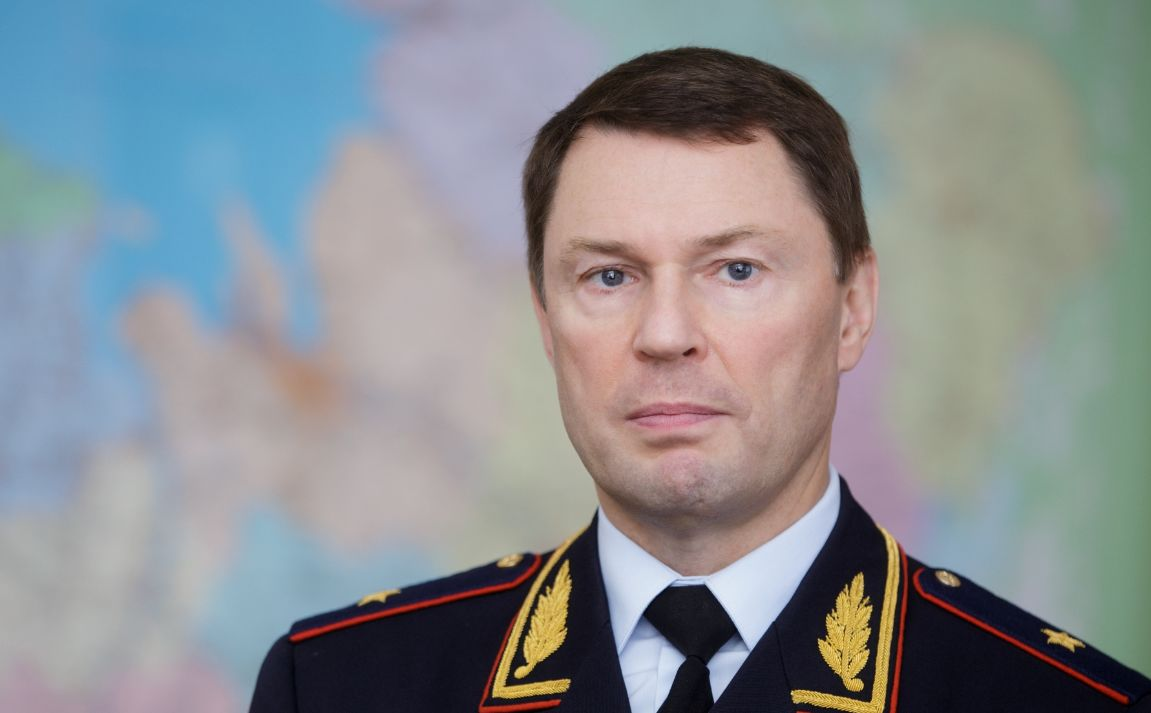 Ярославцы могут задать вопросы главному полицейскому области