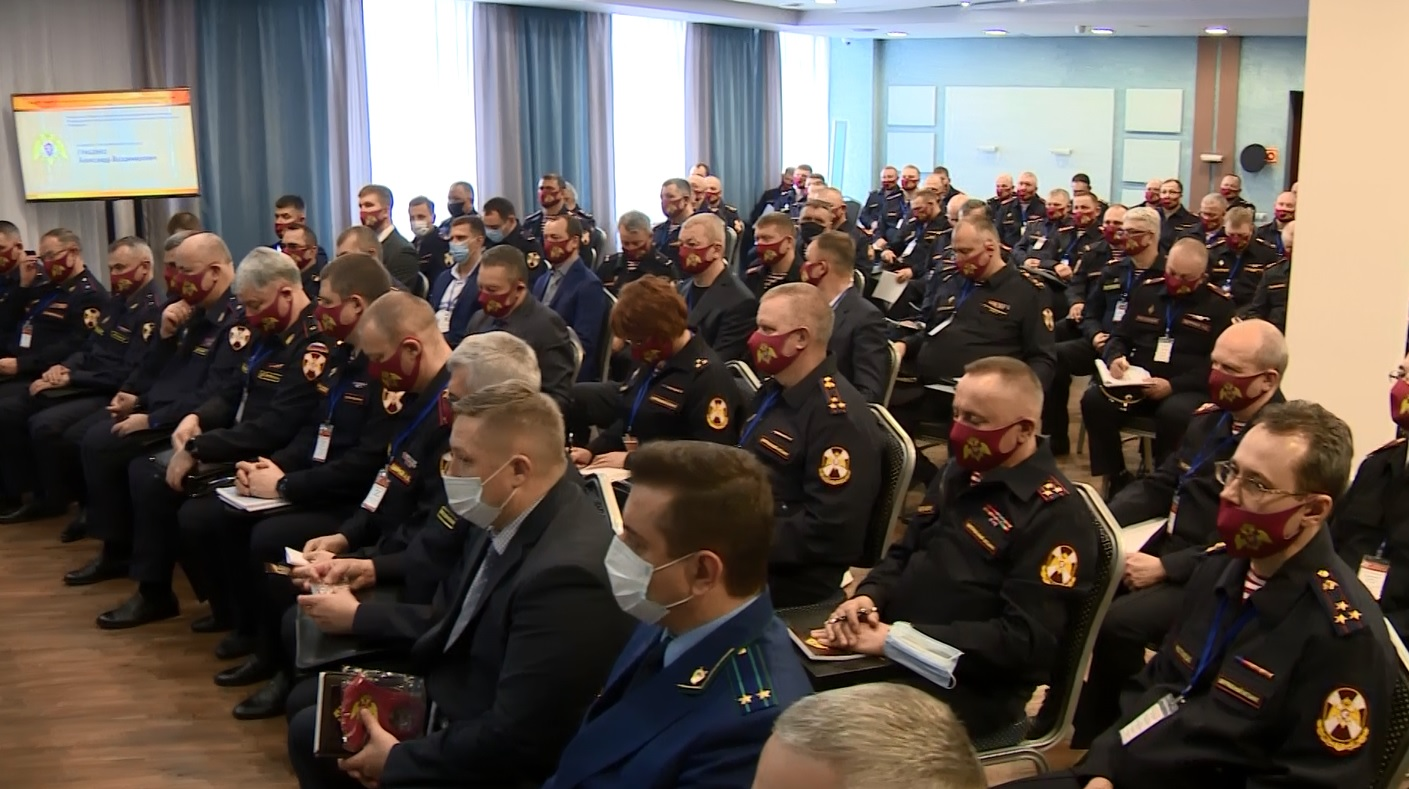 В Ярославль съехались «росгвардейцы» со всей страны