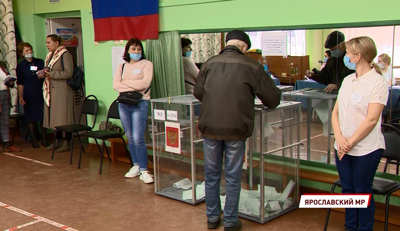 Наблюдать и предотвращать нарушения: за выборами в Ярославской области следили общественные наблюдатели