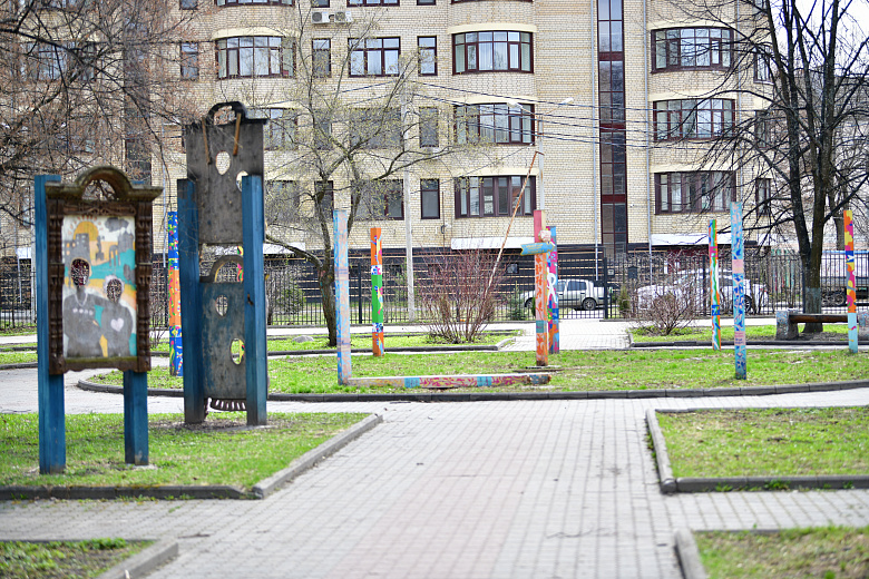 Футбольная площадка и новый городок: в этом году благоустроят сад Дружбы в центре Ярославля