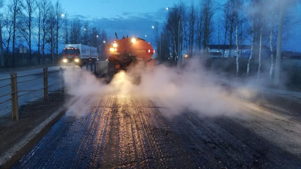 В Ярославле отремонтируют еще два участка Юго-Западной окружной дороги