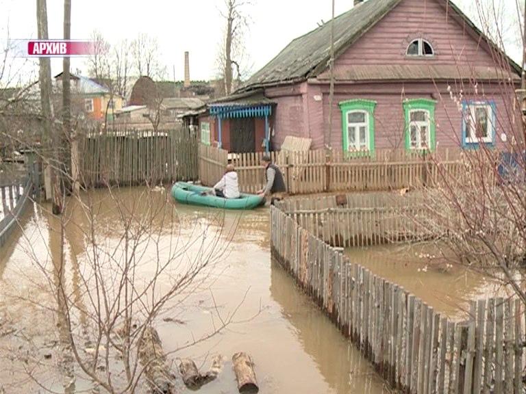 Мэрия Ярославля предупредила жителей о возможных подтоплениях из-за паводка