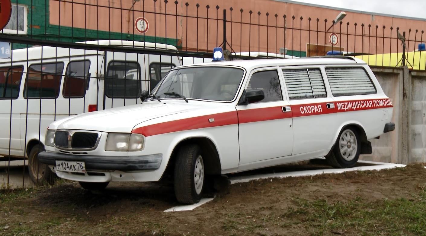 «Это своего рода экстрим»: ярославская скорая впервые официально отметила профессиональный праздник